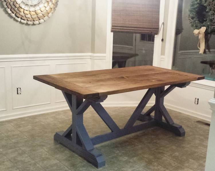 Building Plans Dining Room Table Building A Farmhouse Kitchen Table Lovely Farmhouse  Table Plans The Best Dining Room Tables You Ll Free Plans For Building