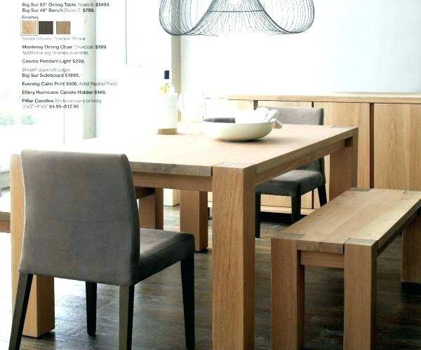 barrel dining table crate