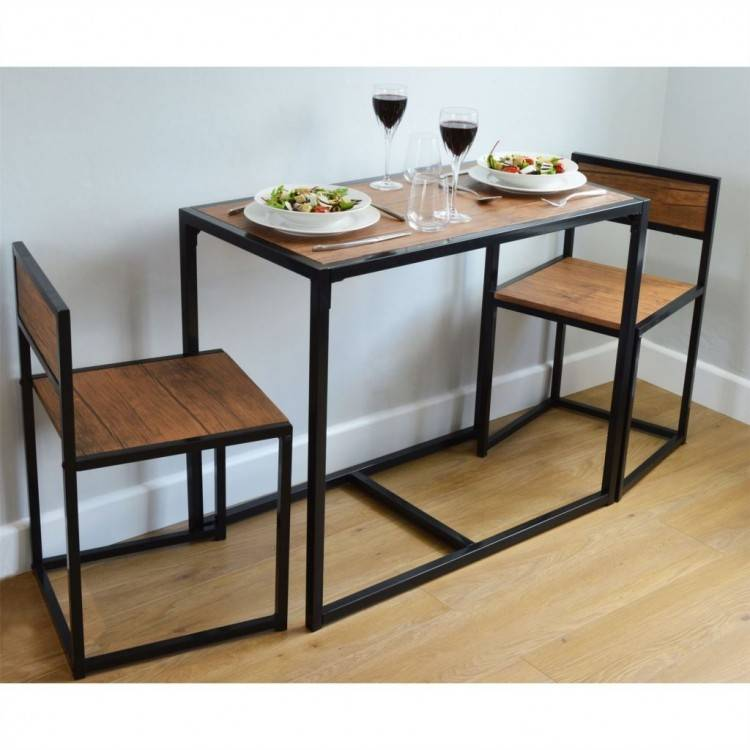 Full Size of Dining Room Sets Small Spaces Folding Table For Round Tables  Dinette With Bench