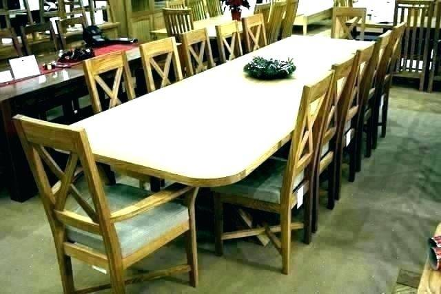 Large Round Dining Table Room Unique Oversized Mahogany Extra Sets Long