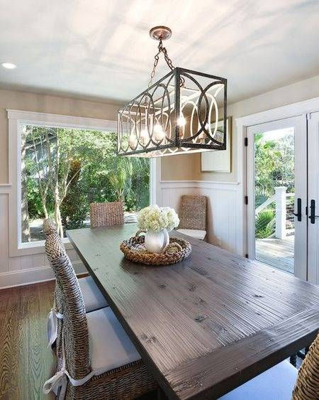 I would love to have this dining room