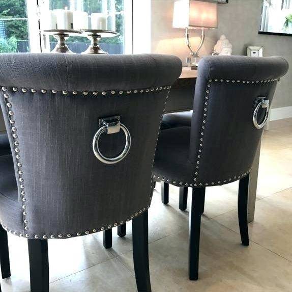 chair ring pulls dining