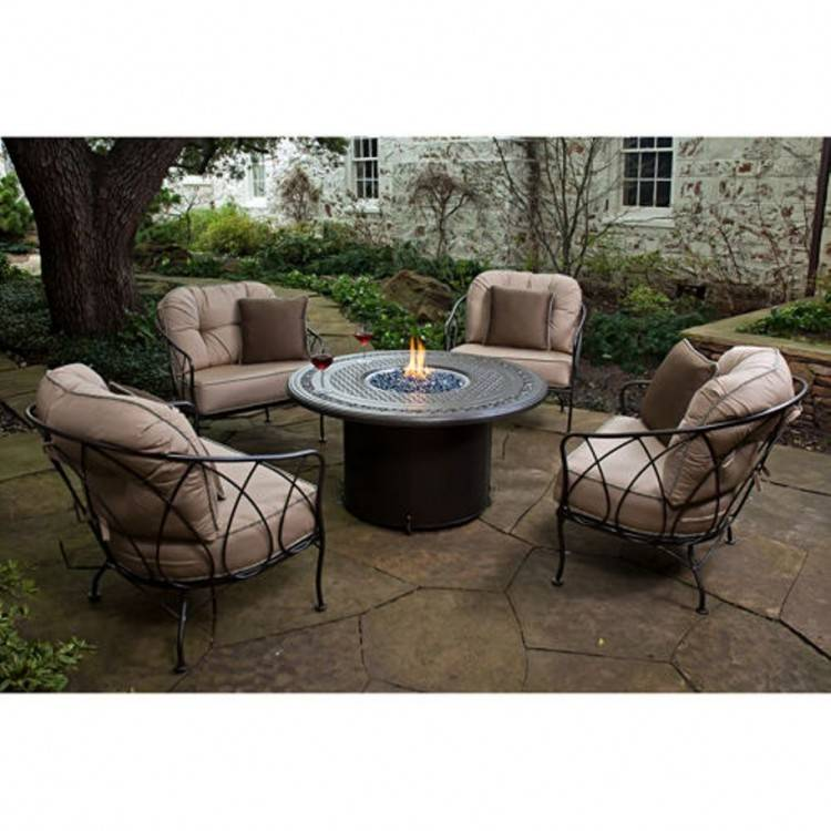 costco patio fire pit modern outdoor ideas medium size fire pit table and chairs set outdoor