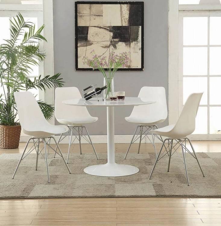 Intercon LindsayRound Dining Table