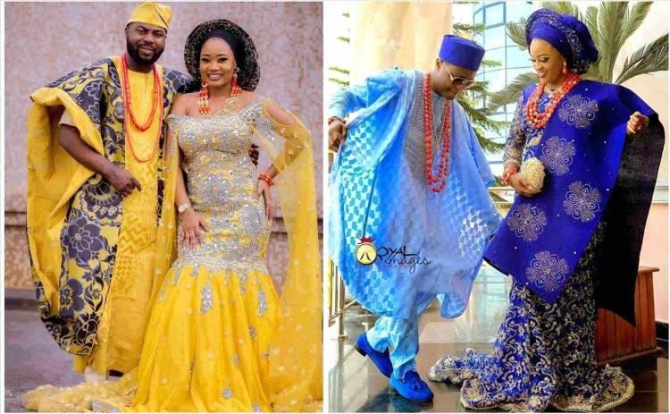 Nigerian Wedding Dresses 2017
