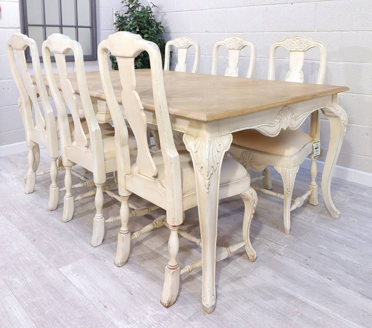 Amazing White Chairs for Dining Table with Glamorous Dining Room Furniture  Equipped Elegant Brown