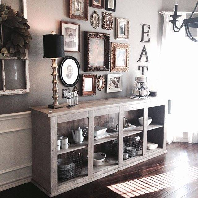 farmhouse buffet table excellent with regard to best dining room buffet  ideas on farmhouse buffet dining