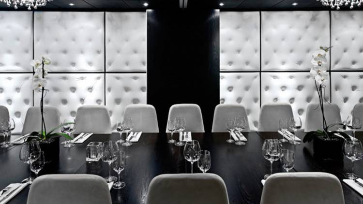 Manicomio Manicomio's private dining room is where you go if you want to  dress to the nines and not be given to much sh*t about it