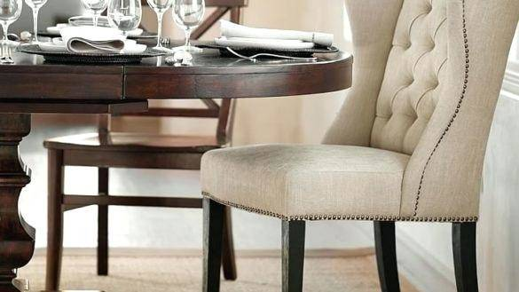 Linen Dining ChairsDining RoomsKitchen