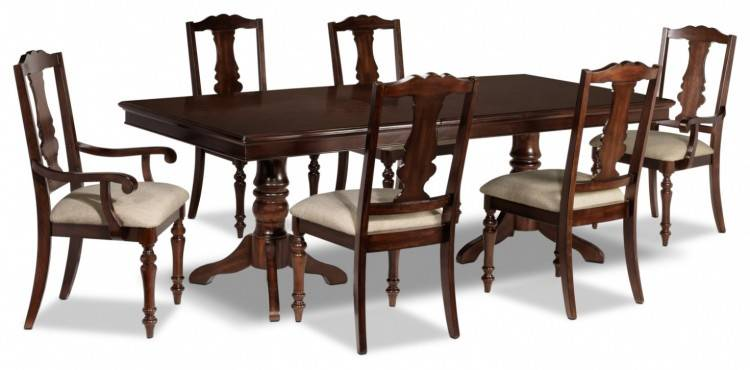 used dining table used dining table room set great condition blonde pickled  oak finish height dining
