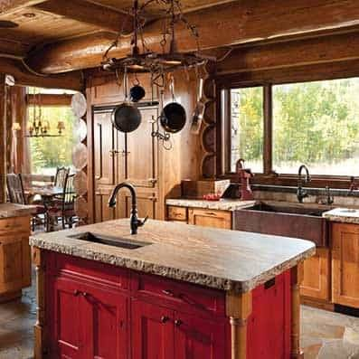 Pearsons Design Group | Rustic Kitchen
