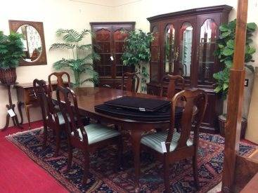 pennsylvania house dining room set pick up house oak dining room set  pennsylvania house queen anne