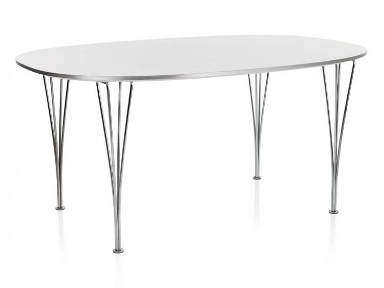collections Eames® Elliptical Table; collections