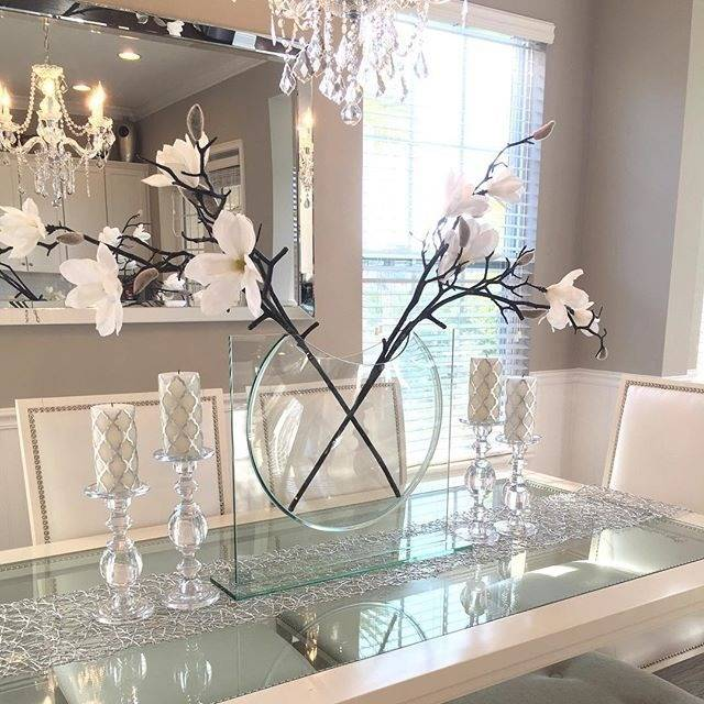 Furniture Astonishing Image Of Dining Room Decoration Using inside Glass  Dining Room Tables Rectangular
