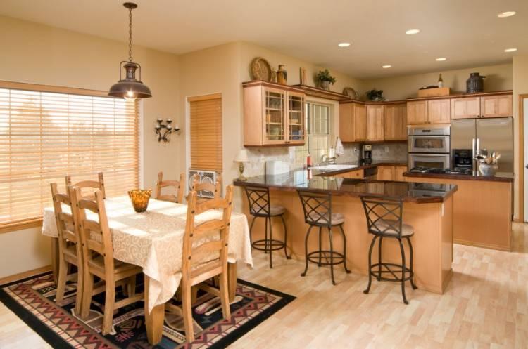 Kitchens Dining Rooms New Kitchen Room Combination Design Decobizz Com  Inside 8