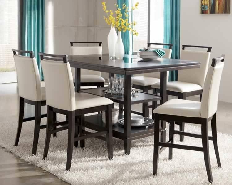 Furniture Delightful 5 Piece Dining Room