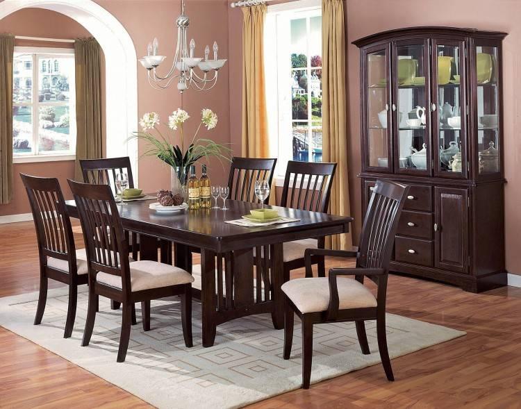 Kori 7 Piece Dining Suite with Benji Dining Chairs